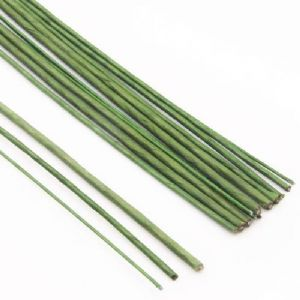 Florist wires set, Paper and wires, 15 pieces, [gap123]
